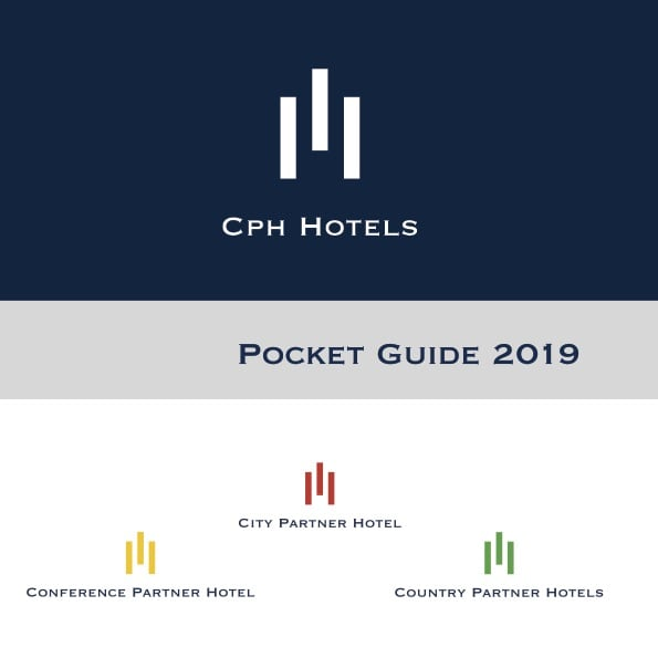 Hotelkatalog CPH Hotels Pocket Guide