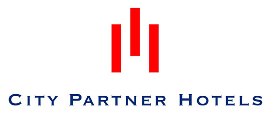 city partner hotels logo