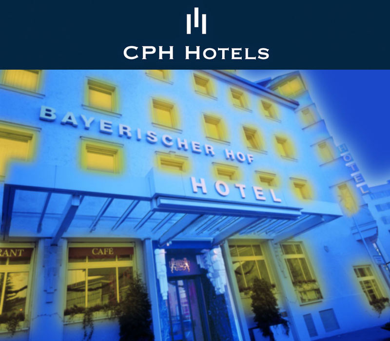 Hotels Bayreuth Germany, City Partner Hotel Bayerischer Hof