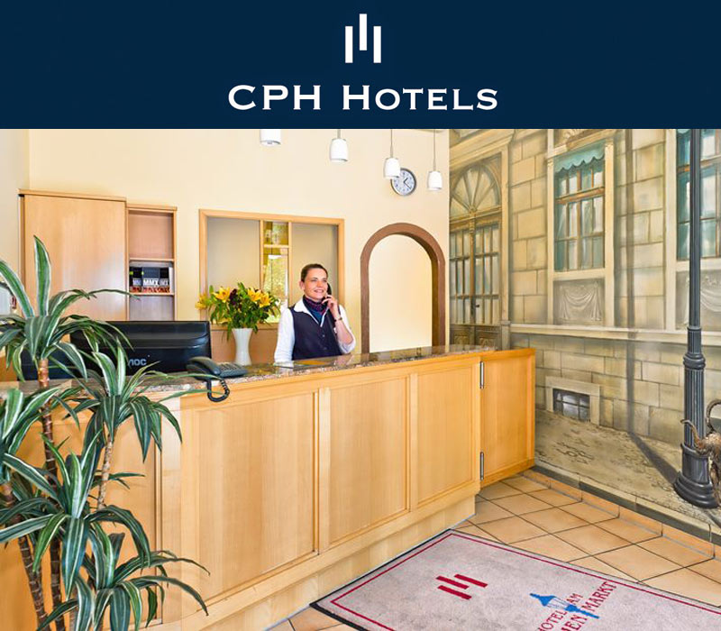 City Partner Cityhotel am Gendarmenmarkt, Hotel Berlin