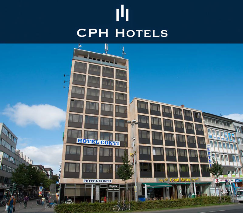 City Partner Hotel Conti, Hotel Münster