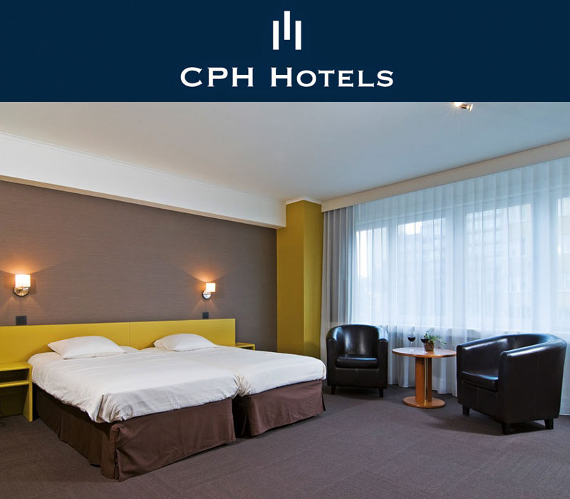 Hotels Ostend. City Partner Hotel Ter Streep Ostend