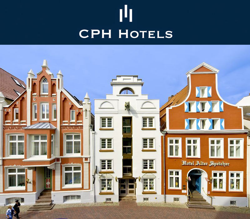 Hotels Wismar Germany, City Partner Hotel Alter Speicher Wismar