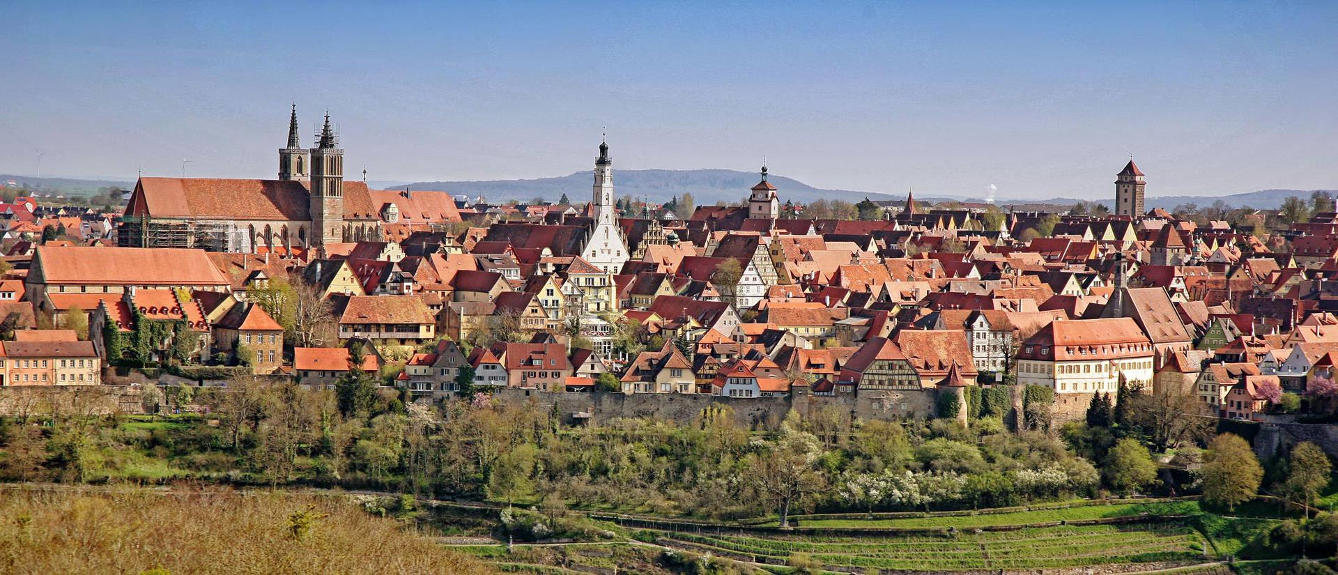 points of interest in rothenburg ob der tauber germany. Black Bedroom Furniture Sets. Home Design Ideas