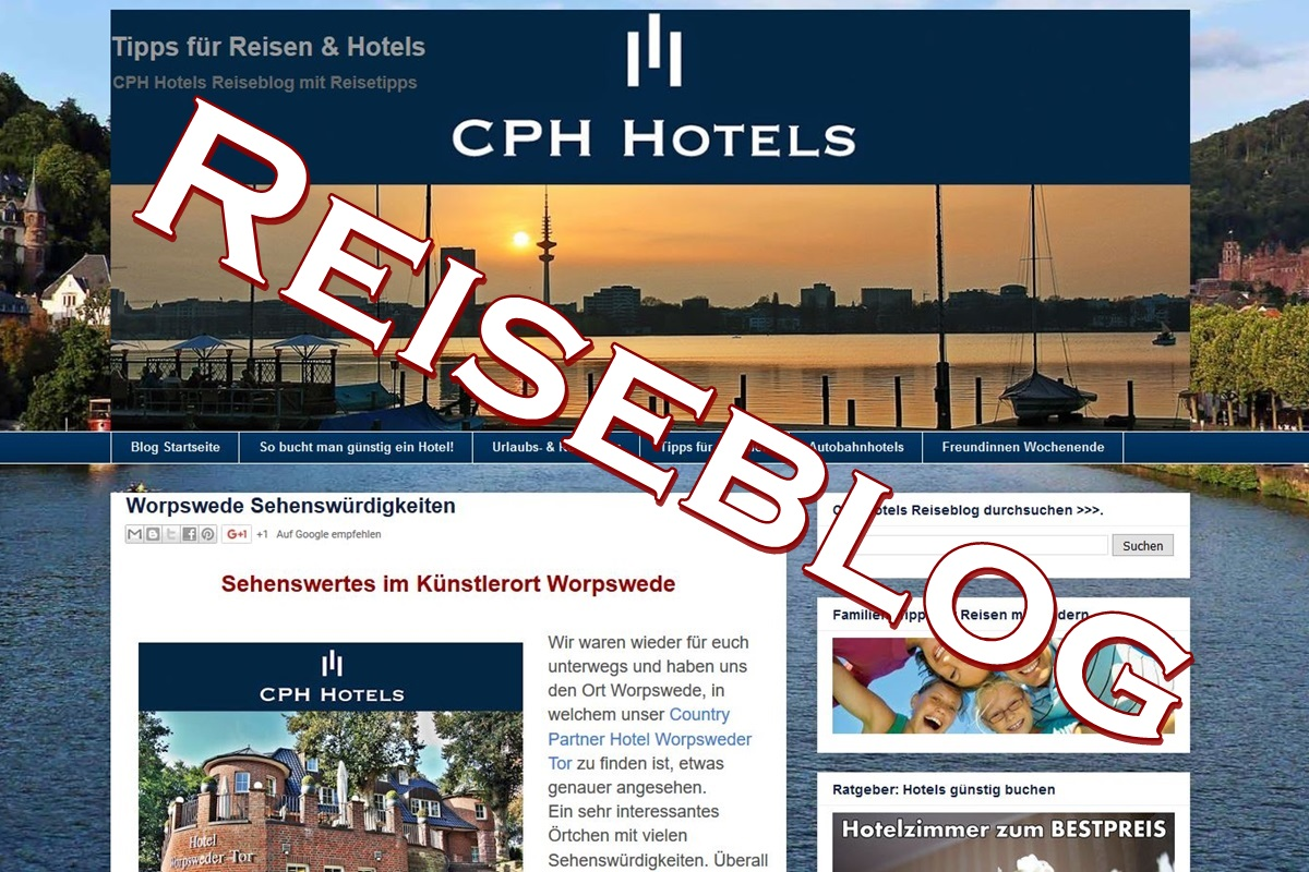 Social Media Hotels Blog, CPH Hotels