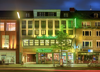 Hotel Tiefenthal Hamburg, City Partner Hotels Hamburg